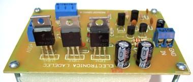 Como armar un amplificador 400 w